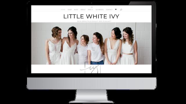 Little White Ivy