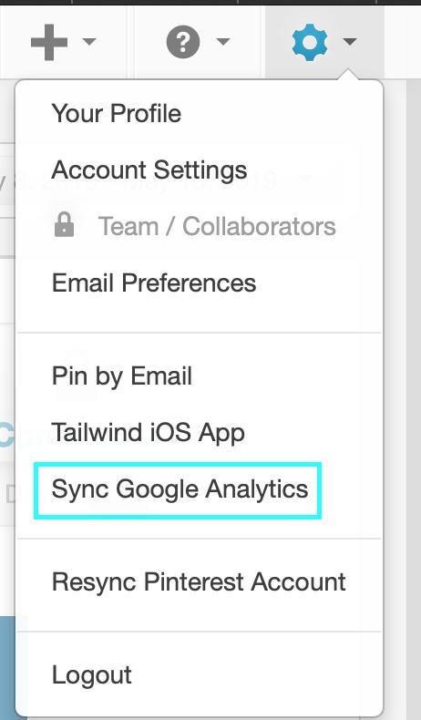 Tailwind mit Google Analytics verbinden Pinterest Marketing Strategie Tailwind optimieren surflifebusiness1